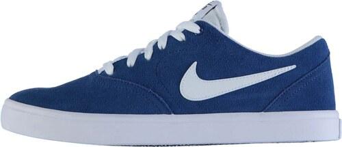 22a22bc9e87 Nike SB Check Solar Mens Skate Shoes Blue White - Glami.sk