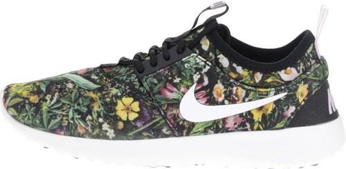 e8c2cdbfa71b Zelené kvetované dámske tenisky Nike Juvenate - Glami.sk