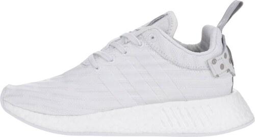 eb0c5ad9fce Bílé dámské tenisky adidas Originals NMD - Glami.cz