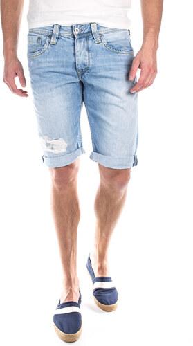 Pánské kraťasy Pepe Jeans CASH SHORT W30 - Glami.cz 1714d1389b