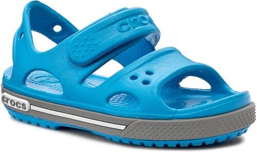 Sandále CROCS - Crocband II Sandal Ps 14854 Ocean Smoke - Glami.sk 4cbbd67cb25
