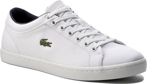 Tenisky LACOSTE - Straightset Bl 2 Cam 7-33CAM1025001 Wht - Glami.sk d6aab803e3c