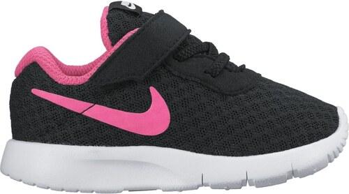 Dětské tenisky Nike TANJUN (TDV) BLACK HYPER PINK-WHITE - Glami.cz 8a495b94e0