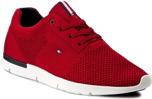 Sneakers TOMMY HILFIGER - Tobias 10D FM0FM00556 Tango Red 611 - Glami.ro 87a91619568