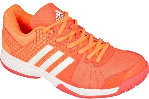 Volejbalové topánky ADIDAS Ligra 4 W BA9666 odtiene farieb  oranžová ... 3cd77aa01d2