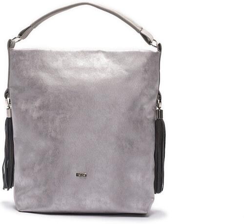 02a4f9a4a8 Shopper bag Felice (FB20 BOLSA SILVER) odtiene farieb  strieborná ...