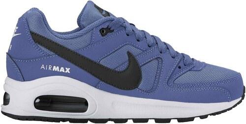 Dětské tenisky Nike AIR MAX COMMAND FLEX (GS) BLUE MOON BLACK-WHITE ... de751dbf53f