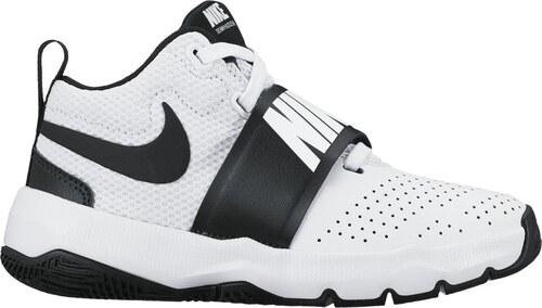 803e0a6de5e Dětské tenisky Nike TEAM HUSTLE D 8 (PS) WHITE BLACK - Glami.cz