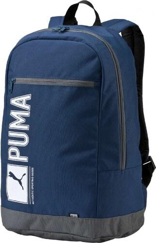 5e4ca3f9925 Pánský batoh Puma Pioneer Backpack I black new navy - Glami.cz