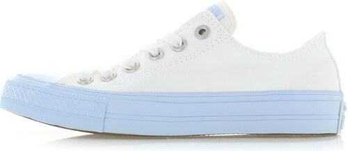 Converse Fehér-kék női alacsony tornacipő Chuck Taylor All Star II ... b61e6ac858