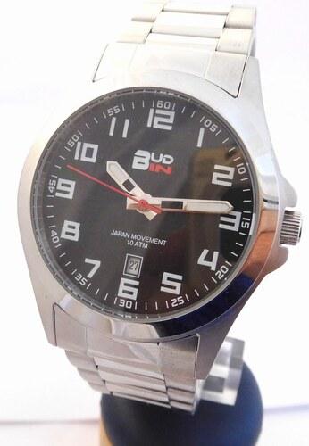 -14% Pánské levné ocelové vodotěsné hodinky Bud-IN steel B1701.2 - 10ATM 7b1401630b