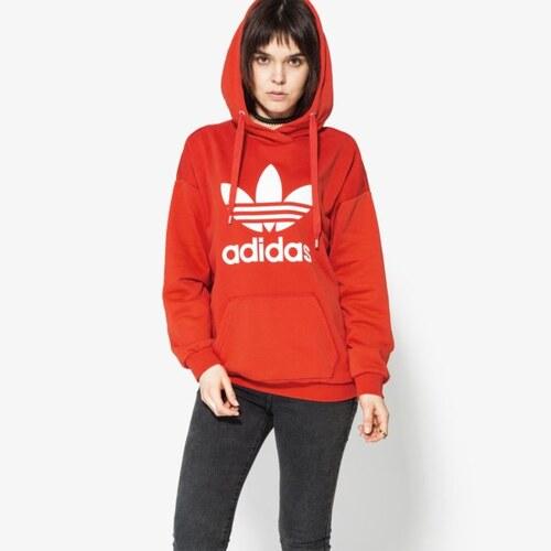Adidas Mikina Trefoil Hoodie ženy Oblečení Mikiny Bk7139 - Glami.cz 6688450b83