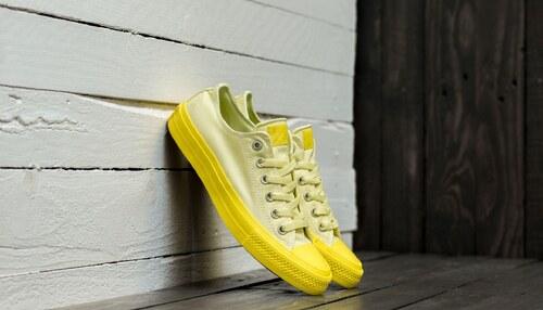 Converse Chuck Taylor Alla Star II OX Lemon Haze  Fresh Yellow ... ac4ab1c8422