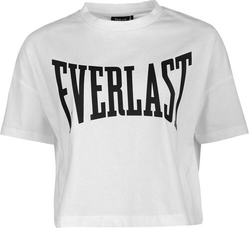 085255451d08 Triko Everlast Boxy T Shirt dámské White - Glami.cz