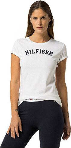 effe4dac16 Tommy Hilfiger Dámske tričko s krátkym rukávom Cotton Iconic Logo SS Tee  Print UW0UW00091-100