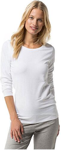 4e35c0067995 Tommy Hilfiger Dámské tričko s dlouhým rukávem Cotton Iconic Sleepwear CN  Tee LS 1487904677-100