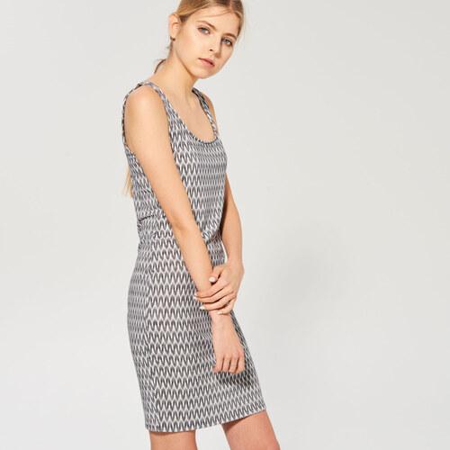 Sinsay - Ľahké šaty - Čierna - Glami.sk 26230a6db00