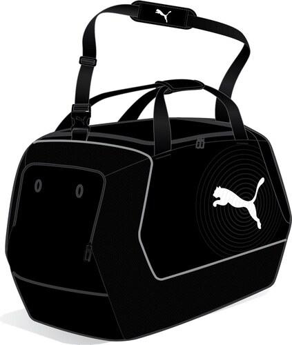 Puma evoPOWER Football Bag black-white Táskák 07211901 - Glami.hu d6c7ab3e96