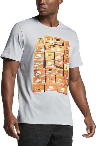 488ba7c50 Tričko Nike M NSW TEE VINTAGE SHOEBOX 834636-012 velikost XL - Glami.sk