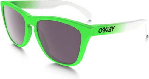 Slnečné okuliare Oakley Frogskins PRIZM Daily Polarized Green Fade Edition  OO9013-99 e0df7e4de00