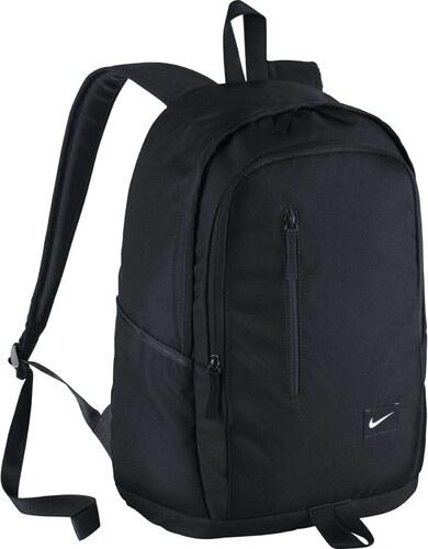 dc4e2a07db6 Dámský batoh Nike NK ALL ACCESS SOLEDAY BKPK - S BLACK BLACK WHITE ...