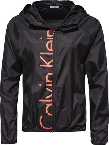 f2b5299d72 Calvin Klein Dámská větrovka Beach Windbreaker KW0KW00099-001 Black ...