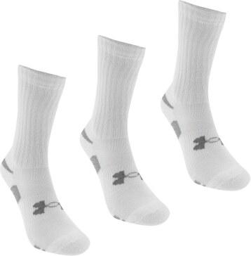 Under Armour Heat Gear 3 Pack Mens Crew Socks - Glami.hu 0905ca4cff