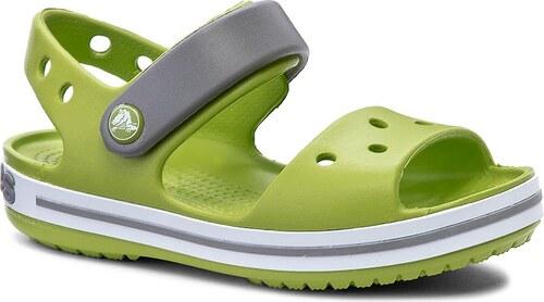 Sandále CROCS - Crocband Sandal Kids 12856 Volt Green Smoke - Glami.sk 9745c1696a4