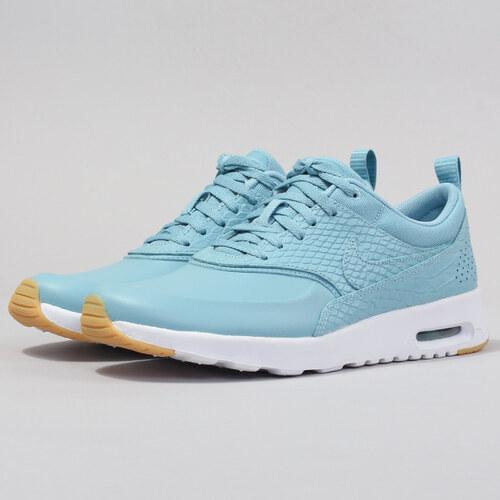 346495d5d60 Nike WMNS Air Max Thea Premium mica blue   mica blue - gum yellow ...