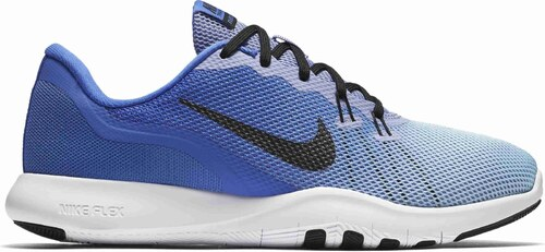 Dámské fitness boty Nike W FLEX TRAINER 7 FADE MEDIUM BLUE BLACK-STILL BLUE 573b645ffc821