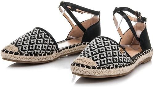 356c62e89633 Čierne dámske plážové sandále - Glami.sk