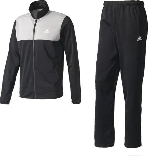 adidas Back2Basics Ts černá 10S - Glami.cz bd10f79ad5