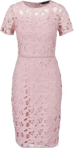 Světle růžové šaty Dorothy Perkins - Glami.cz bb9a56963b