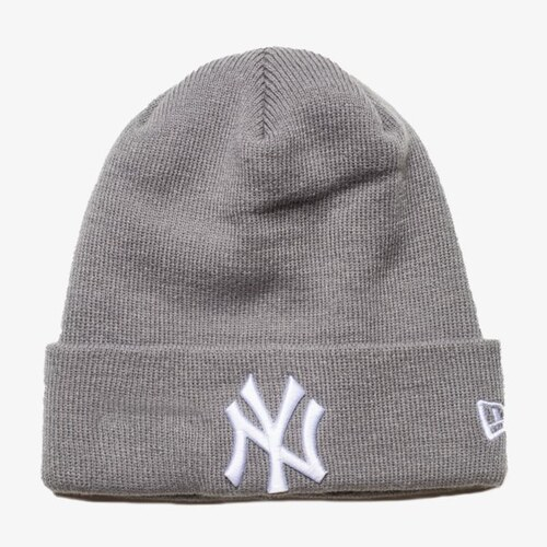 7c2979543f9 New Era čepice Essential Cuff Ny Yankees Gry Muži Doplňky čepice 80337561