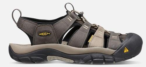 Sandály outdoorové pánské KEEN Newport H2 M BLACK OLIVE BRINDLE ... adb95ea361