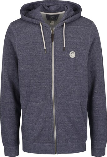 Modrá pánska mikina na zips s kapucňou O Neill - Glami.sk ef07590998c