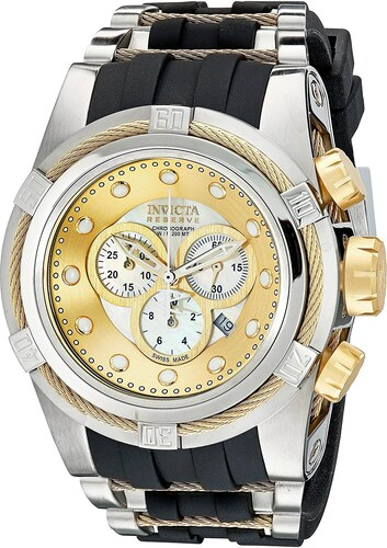 Pánske hodinky INVICTA Reserve Bolt 0828 - Glami.sk 5500d7e9789