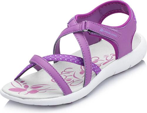 b1dec33296 ALPINE PRO MARGINI Letná obuv LBTG110825 imperial fialová 36 - Glami.sk