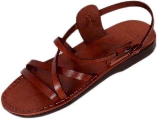 c8506060d8a6 Faraon-Sandals PEPI Kožené sandály 002 PEPI 36 - Glami.cz