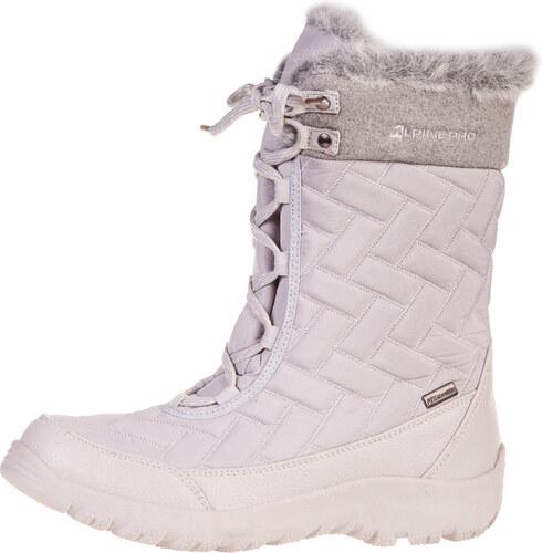 ALPINE PRO BORUTA Dámska zimná obuv LBTF096771 svetlo šedá - Glami.sk a9d5dbcb34