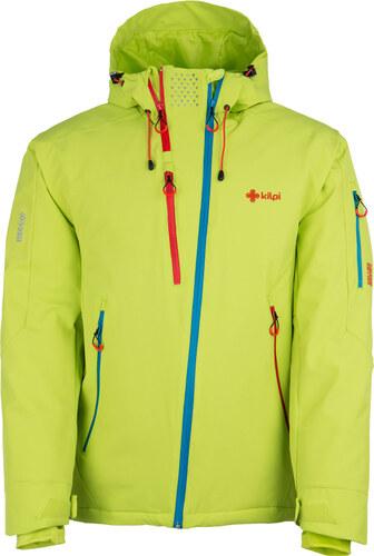 KILPI Pánska zimná bunda ASIMETRIX-M FM0020KILGN Zelená - Glami.sk d3a25c718e3