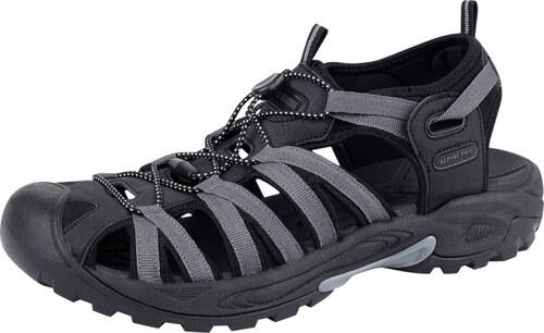 2ce2bedbddd ALPINE PRO LANCASTER Unisex obuv letní UBTJ008990 černá 36 - Glami.cz