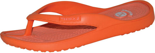 5949fa604b7 LOAP FERA Dámské žabky SSL1768E49E oranžová 36 - Glami.cz