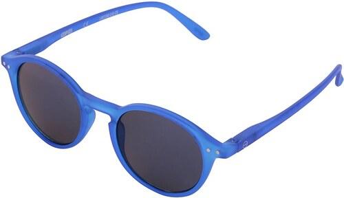 bf46e14f4 Modré unisex slnečné okuliare so zrkadlovými modrými sklami IZIPIZI ...