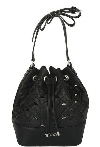 Čierna kabelka na rameno v tvare vačku NÓBO - Glami.sk c8a0295827e