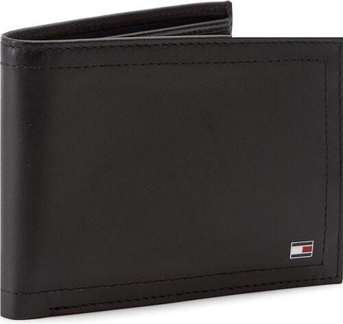 75c5e3d787 Nagy férfi pénztárca TOMMY HILFIGER - Harry CC And Coin Pocket AM0AM01258  002