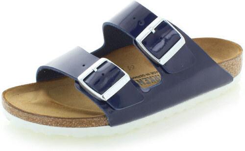 0f7972a0a43b Dámské tmavě modré pantofle Birkenstock Arizona - Glami.cz