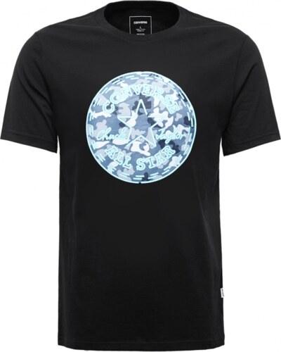 Pánske tričko Converse Neon CP camo fill tee Čierna - Glami.sk 0aab3251039
