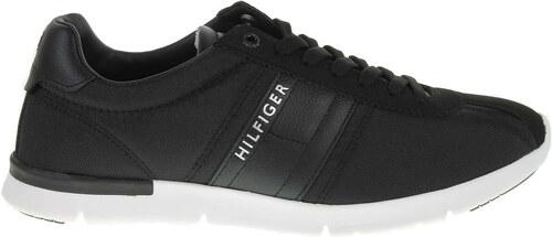 Tommy Hilfiger pánská obuv FM0FM00306 T2285OBIAS 9C černá - Glami.cz 55b59f3736
