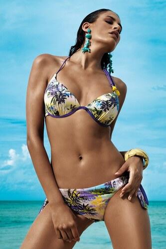 Vacanze Dámske dvojdielne plavky Lora Push-Up farebná - Glami.sk ada90e1c8d